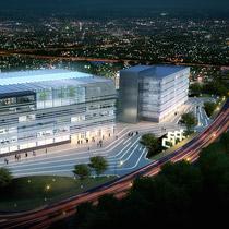 CIFAL Exhibition Building