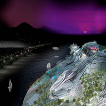 Sanya New Island Harbor